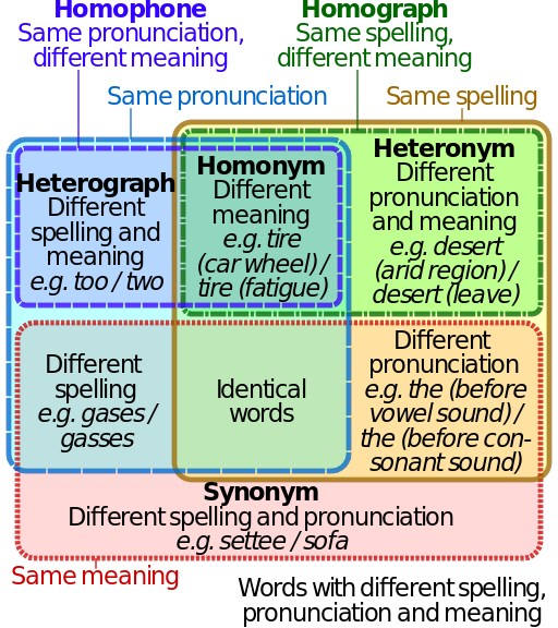 what are homophones and why you should care