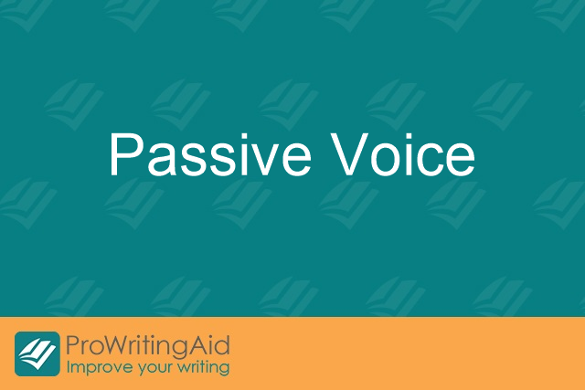 Should I avoid passive voice in my writing?